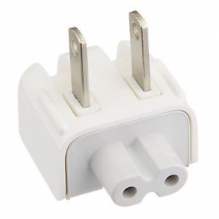 US Plug Adapter for Apple Charger